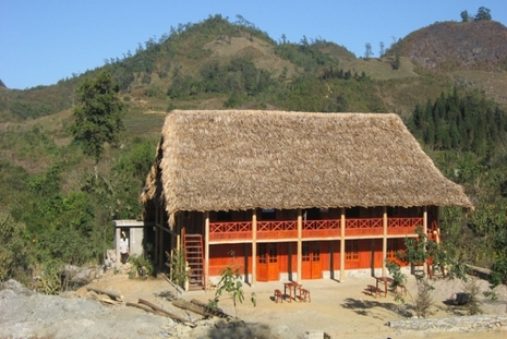 Cao Son Ecolodge in Muong Khuong