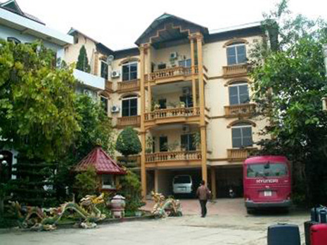 Phuong Thanh hotel in Lai Chau.
