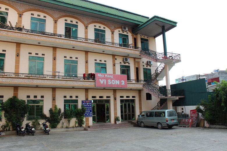 Phu Quy hotel in Lang Son