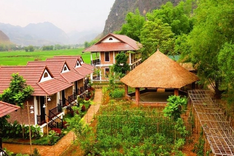Sol Bungalows in Mai Chau