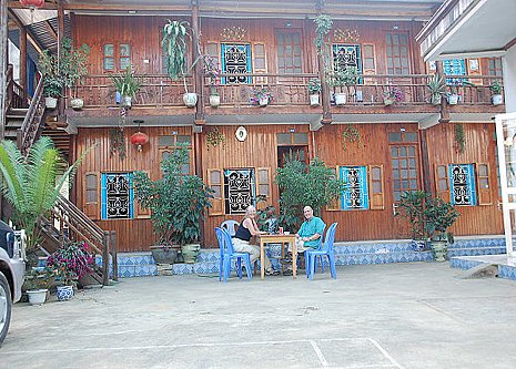 Toan Thang hotel in Bac Ha district