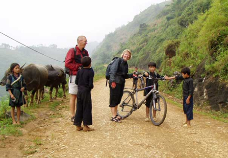 Biking Sapa, Muong Lay, Dien Bien 4 days