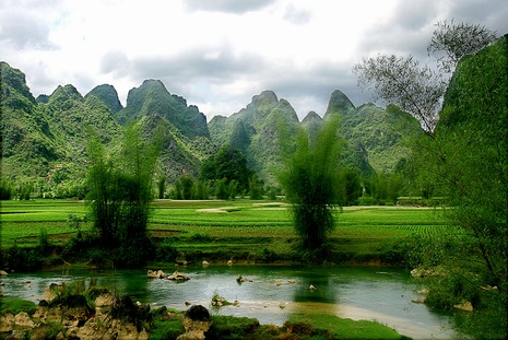Cao Bang, Ba Be lake adventure 4 days