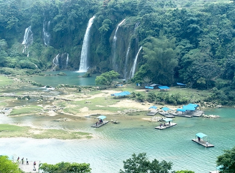 Cao Bang discovery 3 days
