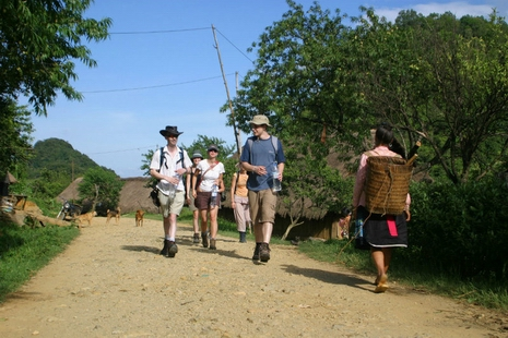 Trekking Mai Chau and Pu Luong 3 days