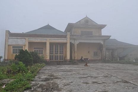 Xu Hoa Dao guesthouse in Mau Son mount, Lang Son