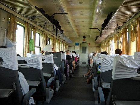 Hanoi to Lang Son by train